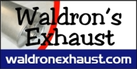 Waldron's Exhaust Logo
