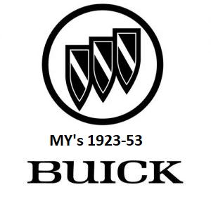 1923-53 Buick