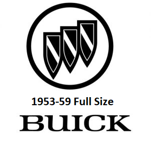 1953-59 Buick Full Size