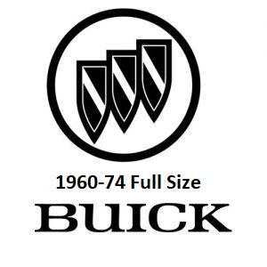 1960-74 Buick Full Size