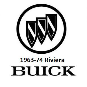 1963-74 Buick Riviera