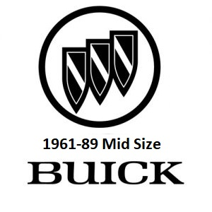 1961-89 Buick Mid Size