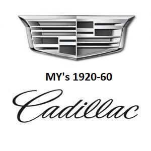 1920-60 Cadillac