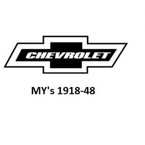 1918-48 Chevrolet
