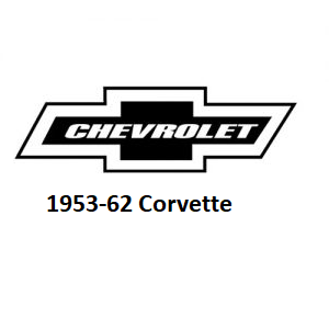 1953-62 Corvette