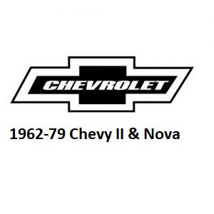 1962-79 Chevy II & Nova