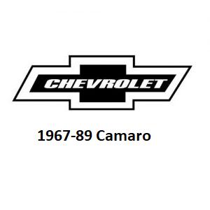 1967-89 Camaro