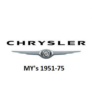 1951-75 Chrysler