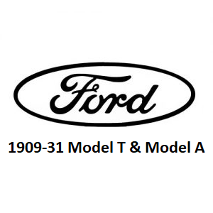 1909-31 Model T & Model A