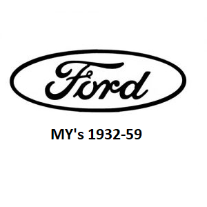 1932-59 Ford