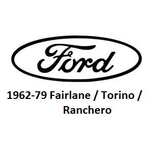 1962-79 Fairlane / Torino / Ranchero