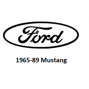 1965-89 Ford Mustang