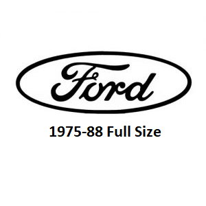 1975-88 Ford Full Size