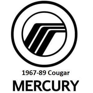 1967-89 Mercury Cougar