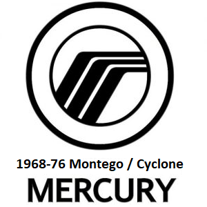 1968-76 Mercury Montego / Cyclone