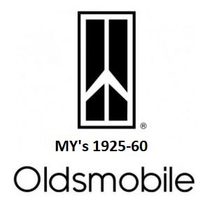 1925-60 Oldsmobile