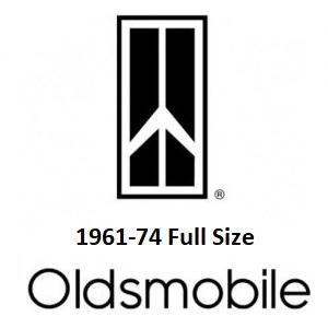 1961-74 Oldsmobile Full Size