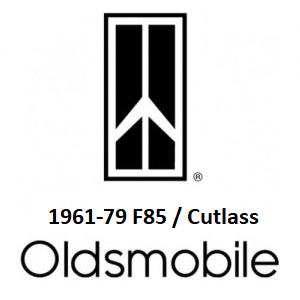1961-79 Olds F-85 / Cutlass