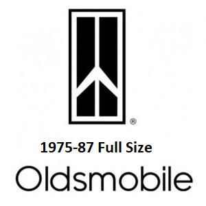 1975-87 Oldsmobile Full Size