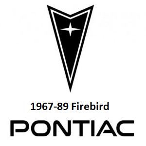 1967-89 Firebird