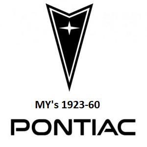 1923-60 Pontiac
