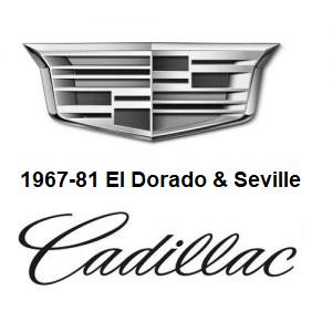 1960-80 El Dorado & Seville